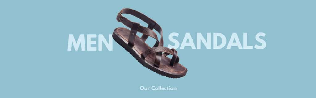 2 - Leather Sandals