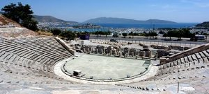 ancient theatre 300x136 - Many Things About Bodrum