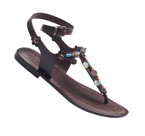 layer 23 2 - Leather Sandals