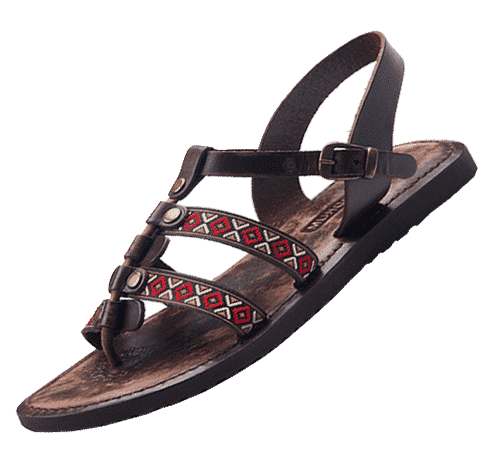 layer 4 2 - Leather Sandals