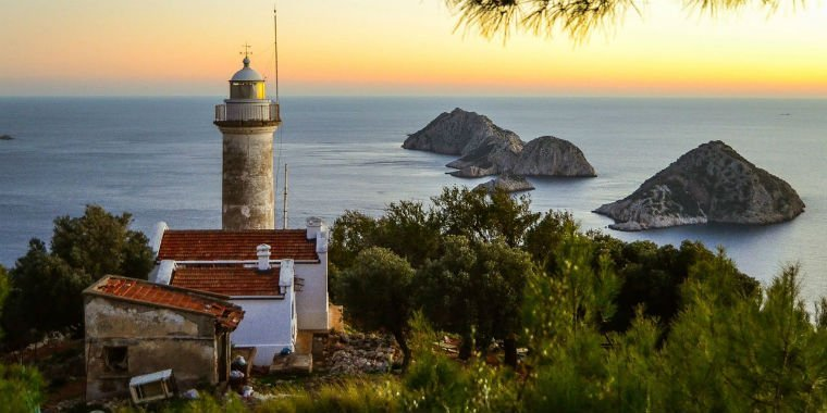 best view - Lycian Way