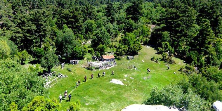camping - Lycian Way