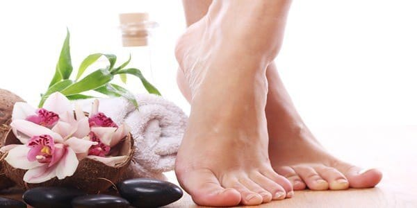 healthy feet - Foot Care At Home