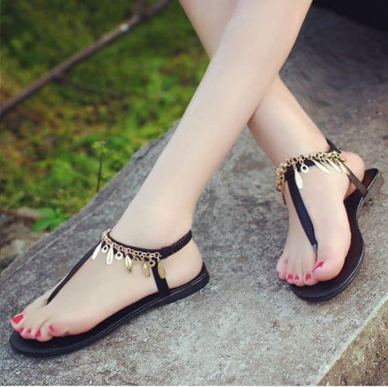 jeweled sandals - Stylish Women's Sandals