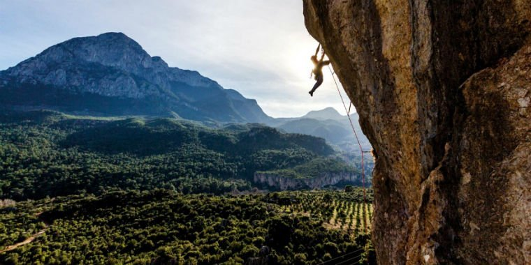 new routes - Lycian Way