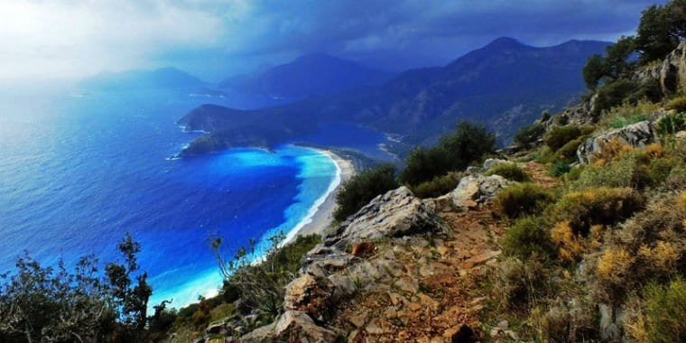 the best view - Lycian Way