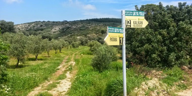 useful - Lycian Way