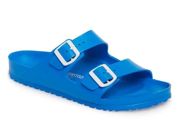 brikenstock blue - Mens Sandals