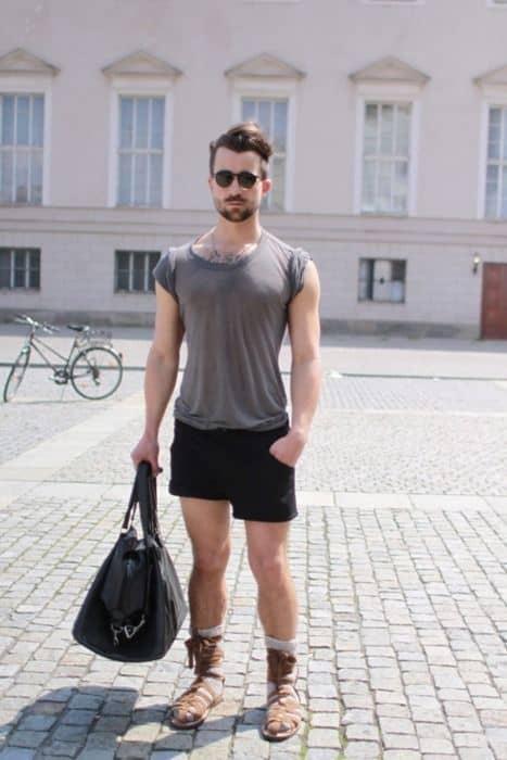 gladiator sandals - Summer Sandals For Men