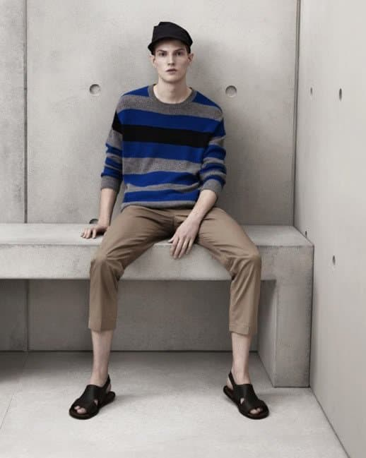 sandals with chinos - Summer Sandals For Men
